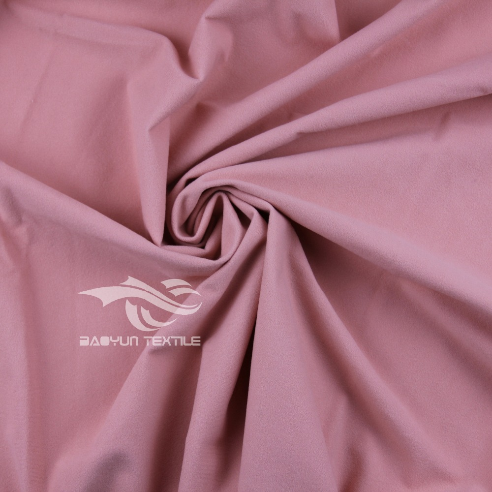 Iminated cotton fabric / 100%polyester
