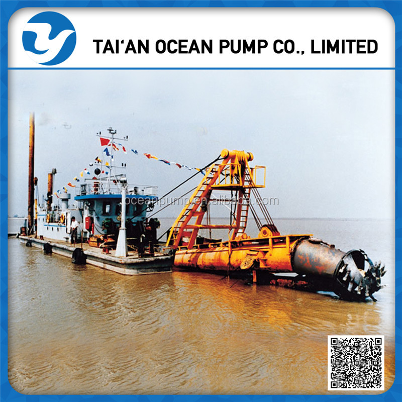 All hydraulic system cutter head for cutter suction dredger Price