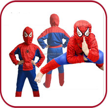 Fever cosplay costume spiderman costume halloween kids costume PGKC-2425
