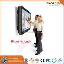 China factory OEM service large USB powered waterproof touch screen monitor