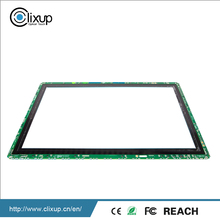 "Direct manufacturer 10.4"" 12.1"" 15.1"" 17.1"" 19.1"" 21.6'' 24.1"" usb connect ktv touch screen panel overlay"
