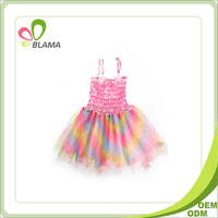 Kids summer clothing baby princess dresses