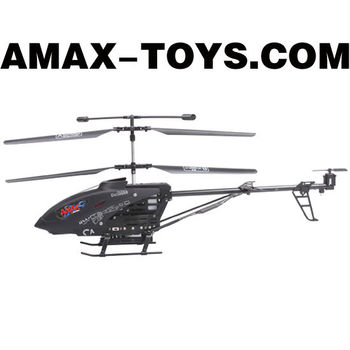 rh-7131108C camera rc helicopter 3.5CH phone Control Double Propellers Alloy Remote Control Helicopter