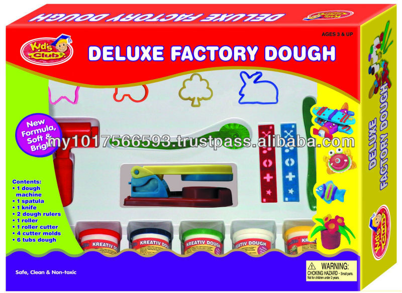 High Quality Play Dough Set