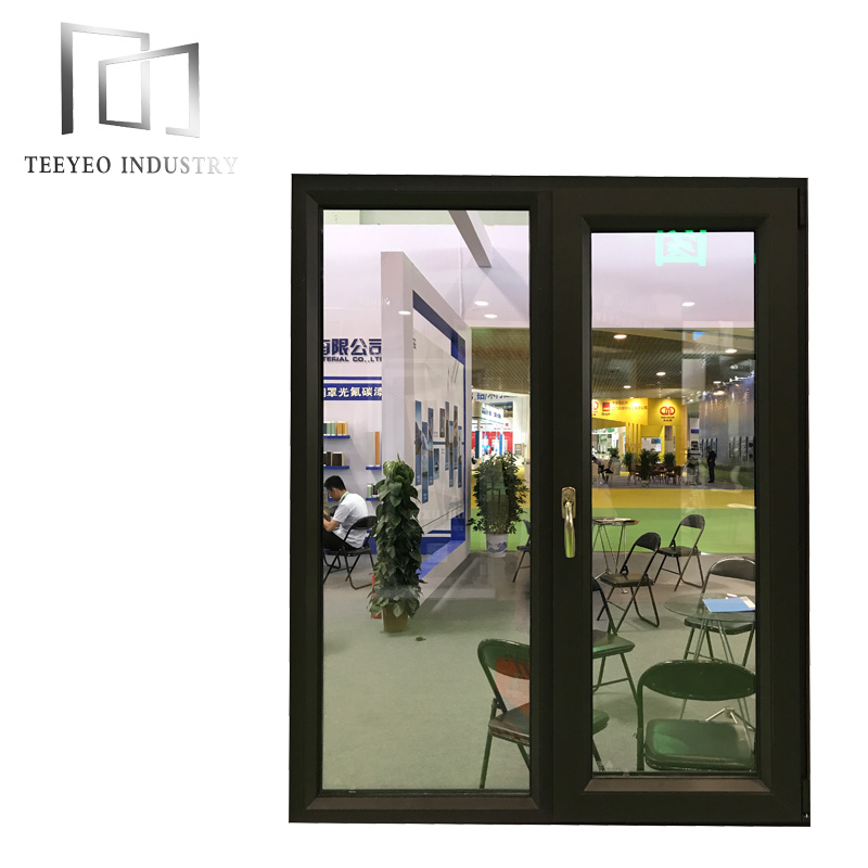 TeeYeo commercial windows and doors design with stable price on sales