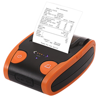 Mini USB/Bluetooth Interface Android Portable Thermal Invoice/Bill Printer 58mm