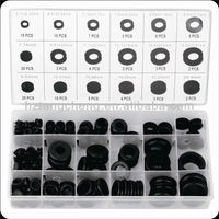 TC BV Certification Hardware 125pc Assorted Custom Colors Rubber Silicone Grommet