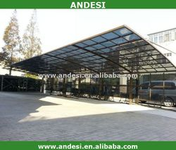 Reliable and Popular aluminum carport panels
