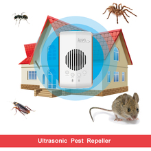 2017 Best Repellent Pest Control Ultrasonic Repellent Ultrasonic Pest Repeller with Night Light