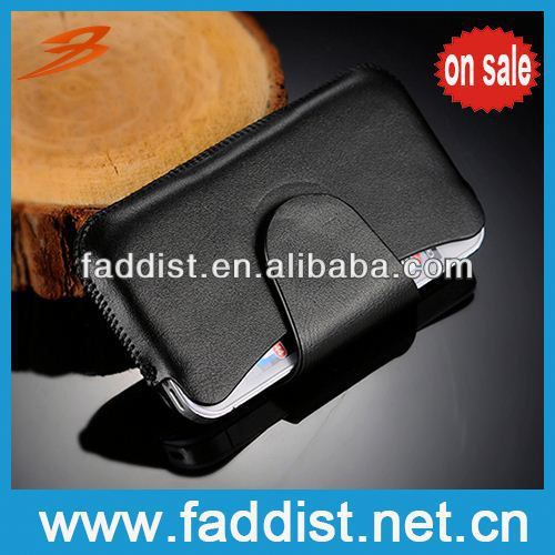 for iphone 4s leather case real leather mobile phone case
