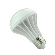 China manufacturing saving energy 12v 5w plastic led bulb e27