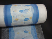 good quality factory direct PE back sheet of baby diaper