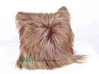 Wholesale Perfect Goat Leather Cushion Cover