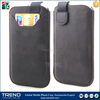 China Supplier Cellular phone pouch pu leather case for iphone 6plus