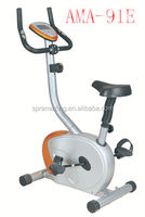 Indoor fitness Elliptical cross trainer upright vertical magnetic exercise bike