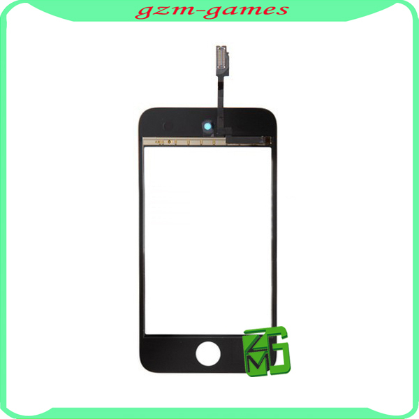 For ipod touch 4 touch glass and digitizer replacement