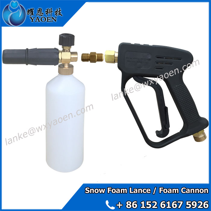 Motorcycle Washing Machine/ Foam Spray Gun/ Snow Foam Lance