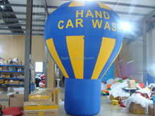 Inflatable Balloon for Car Wash Advertising
