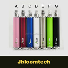 The biggest 2600mah Ego Twist Variable Voltage Clover Battery, Clover Overlord Battery & a spire cf vv battery