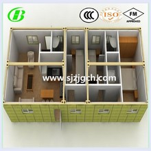 China residential continer kids home factory