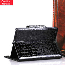 Alibaba Express Luxurious Folio Design Crocodile Pattern Premium PU Leather Smart Stand Case Cover Wallet for iPad mini