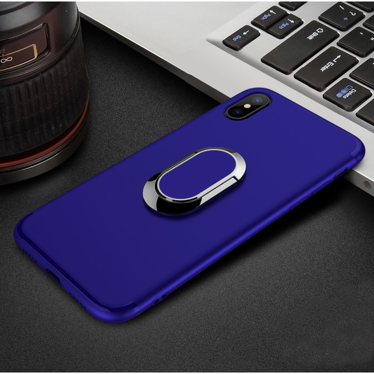 DFIFAN Luxury covers for iphone x tpu case new inventions ring phone case for iphone x back cover