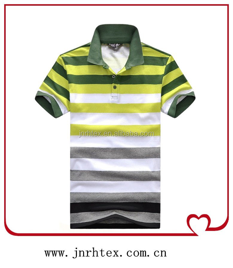 Eco-friendly cotton brand polo t-shirts,soft polo t shirt for men