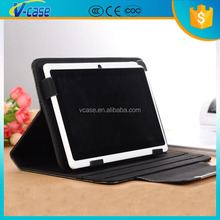 Magnet custom pu leather case for 9 7 inch tablet pc