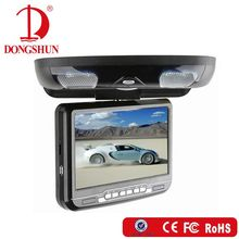 Factory roof mount car dvd head unit with FM