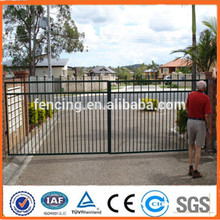 Low price China products swing gate for residential (gold supplier )