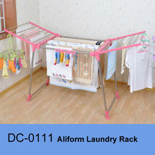 abs plastic parts powder coated outdoor dryer rack for clothes