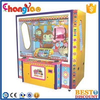 Arcade Claw Machine For Sale Catch Fish Hot Sale Toys Game