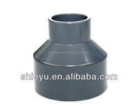 "plastic reducing couplings UPVC 1-1/4""*1/2"""