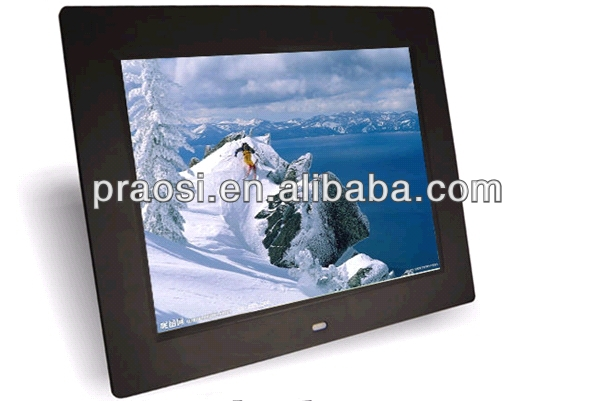 "big memory 10""inch hd digital photo frame picture"