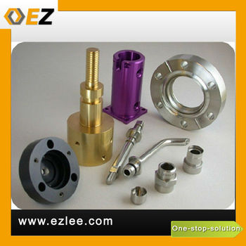 CNC machine automotive spare part