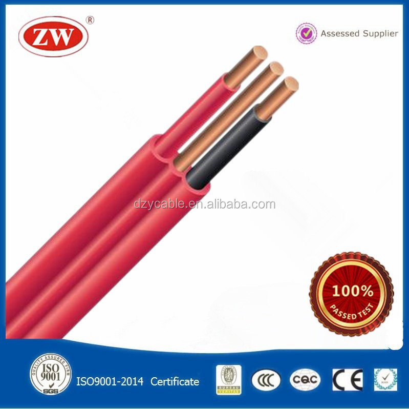 Electrical Cable Copper Electrical Wire Gauge14/2 NMD90