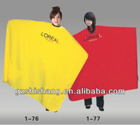 professional salon polyester hair cape