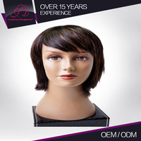 Exceptional Quality Machine Made Cuticle Brazilian Pictures Of Wigs For Ladies
