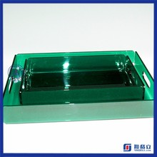 Wholesale cheap acrylic serving tray