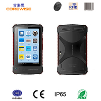 Cheapest factory 7 inch 3G Android mobile 2d barcode scanner phone