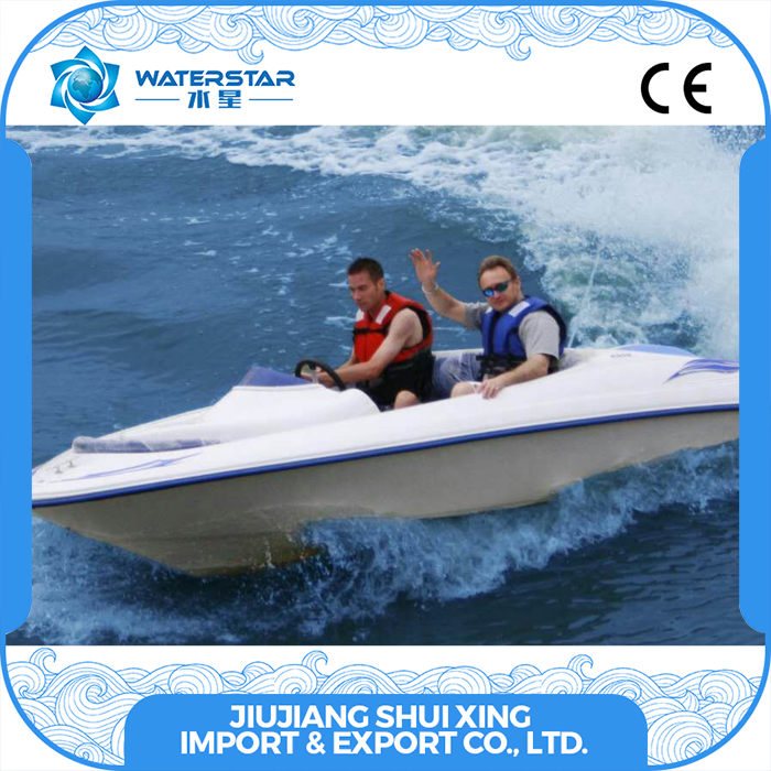 ODM Offered Manufacturer Passenger Speed Boat, Boat Jet With 6 Seats