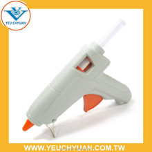 Electric hotmelt glue gun for DIY craft and repairing