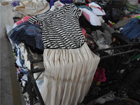 Alibaba cheaper used clothing bales 100kg in South Africa