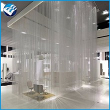 China factory curtain mesh drapery
