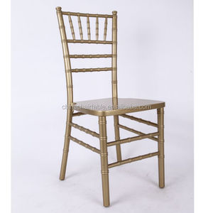 Best selling china cheap sale bulk gold chiavari chairs