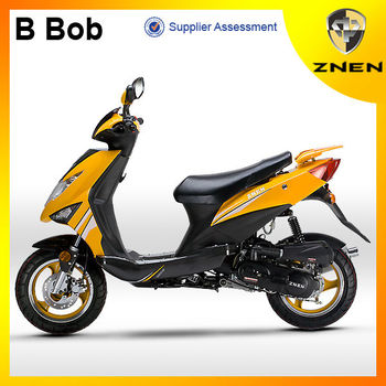 Znen motor b bob cheap 50cc gas scooter classic gas for Cheap gas motor scooters