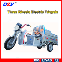 2016 New Type China Three Wheels Electric Tricycle Vehicle