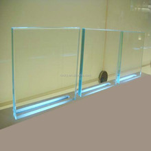 1.8mm 2mm clear picture frame glass