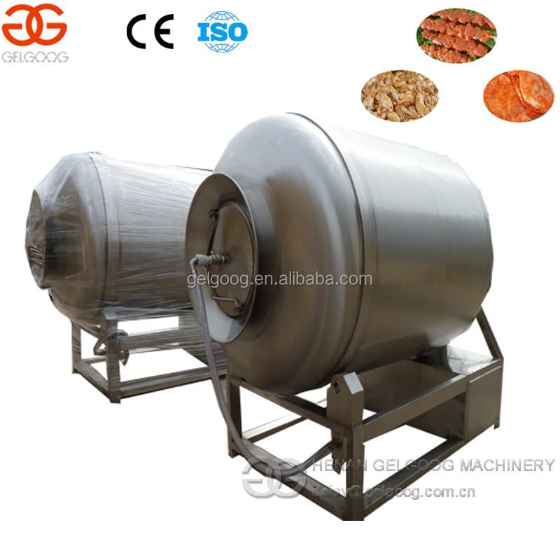 Commercial Meat Rolling and Rubbing Machine