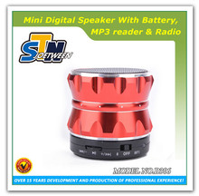 High quality bluetooth rock it speaker hifi